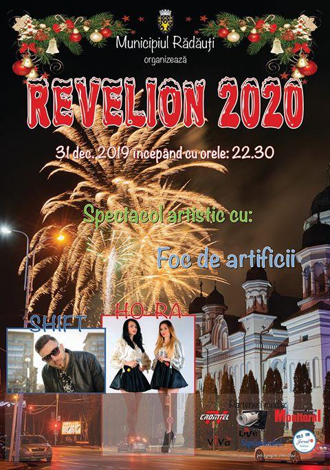 Revelion (2020) - Rădăuți