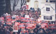 Protest pentru familia Bodnariu Suceava29