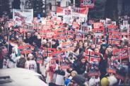 Protest pentru familia Bodnariu Suceava37