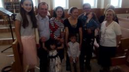 Familia Bodnariu la Suceava 3