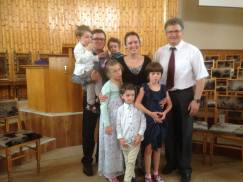 Familia Bodnariu la Suceava 6