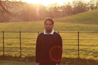 Golden hour portrait 2