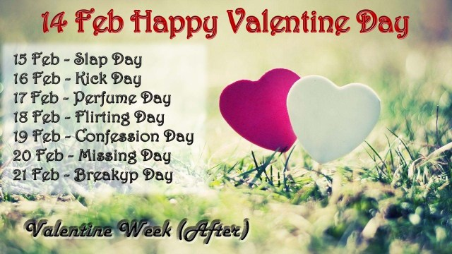 Valentine week 2021 7 to 21 Feb Full List Images Download