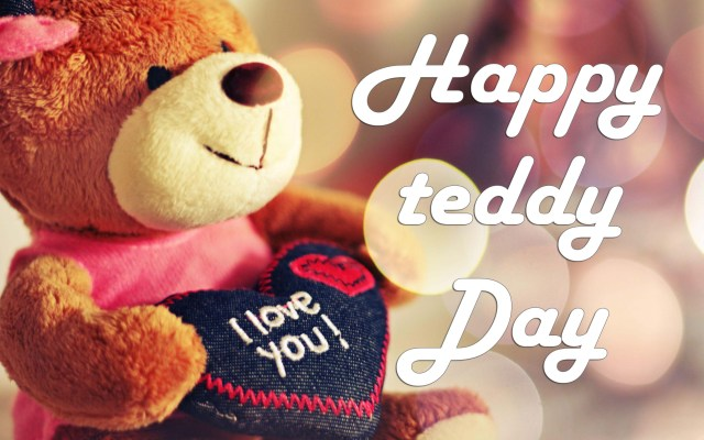 happy teddy day 2021 hd images, wishes download