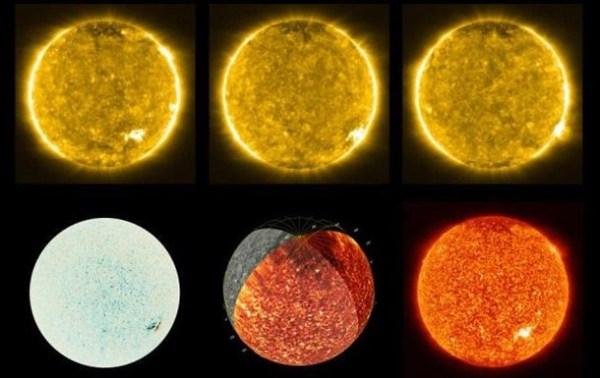 Оставить отзыв о NASA показало самые близкие фотографии ...