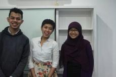 Bersama Kak Tantia Dian, Mahasiswa Berprestasi Nasional 2010