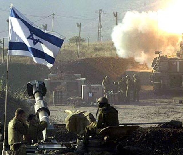 Perang Israel Di Timur Tengah Sejak Tahun