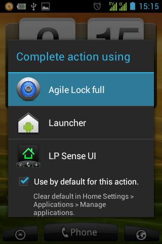 Agile Lock