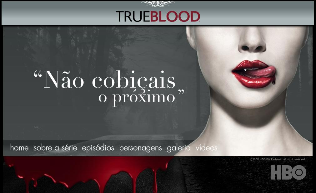 Vampire dating site true blood