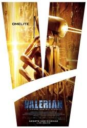 Omelite Valerian e a Cidade dos Mil Planetas