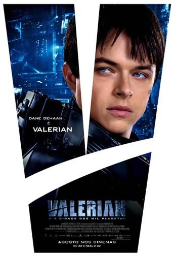 Valerian Valerian e a Cidade dos Mil Planetas