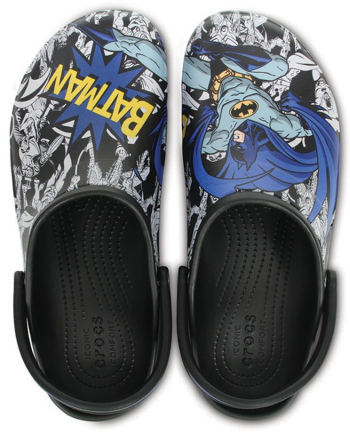 Clogs batman