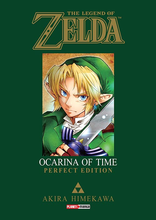 legend of zelda ocarina of time panini