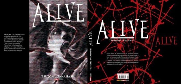 Alive capa