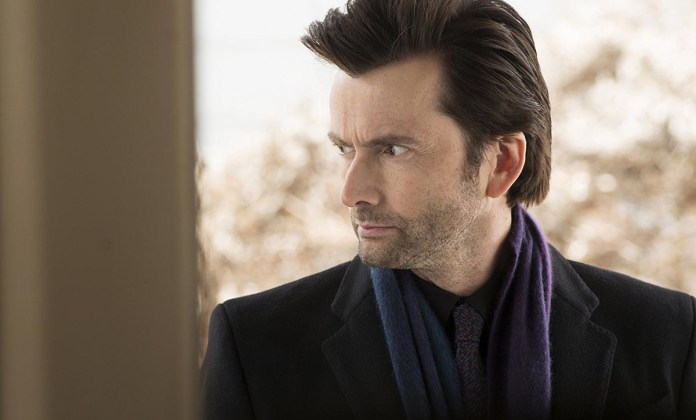 David Tennant em Jessica Jones