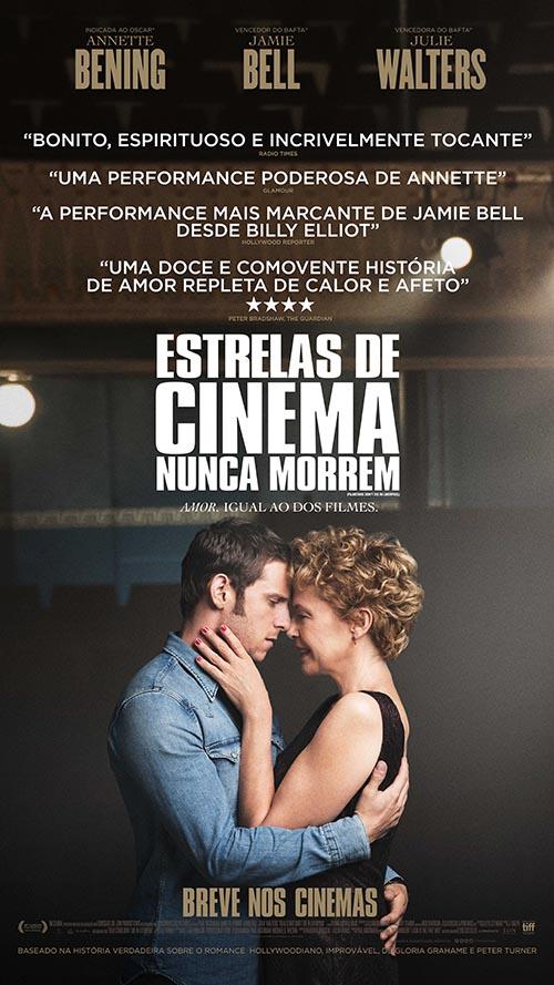 Estrelas de Cinema Nunca Morrem