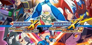 Mega Man X Legacy Collection pôster