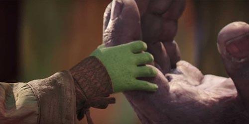 thanos gamora avengers