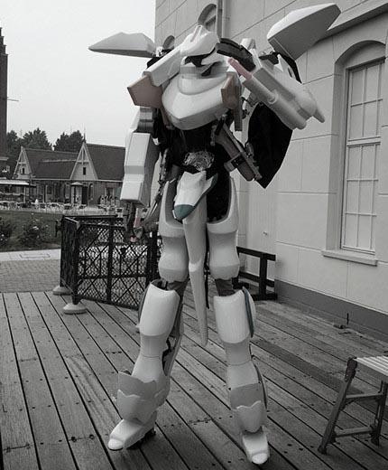 Exoesqueleto da Skeletonics