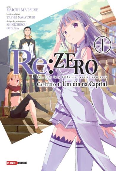 mangá rezero