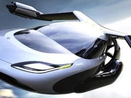 carros voadores