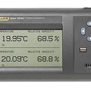 Registrador De Datos Fluke 1620A-H-156