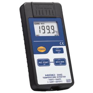 Termómetro Digital De Contacto Hioki 3442