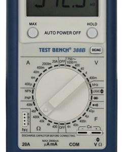 Multímetro Digital BK Precision 388B