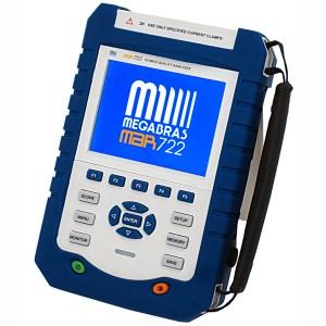El analizador de energía trifásico MAR722