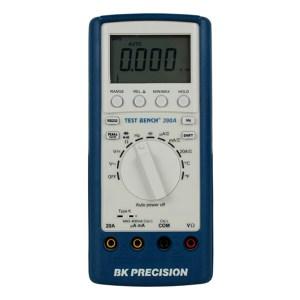 Banco De Prueba DMM Portátil BK Precision 390A