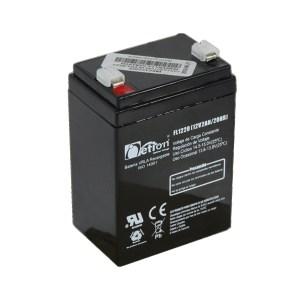 Batería Seca AGM 12V/2Ah Netion FL1220