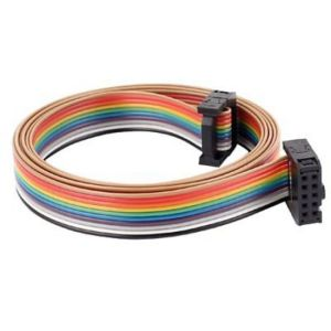 Cable Plano Ribbon de color de 16 líneas