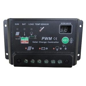Controlador De Carga Solar Por Pwm De 10A RPS10A