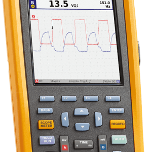 Osciloscopio Digital Portátil Fluke 125B/S