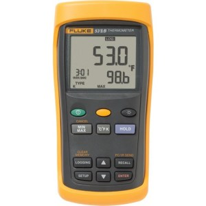 Termómetro Digital Fluke 53-2 B