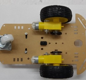 Chasis para robótica