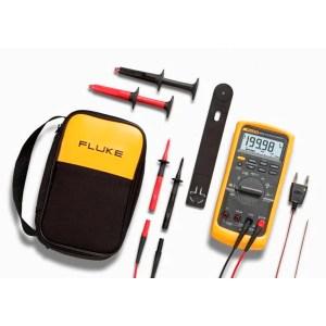 Kit Combinado De Electricista Industrial Fluke 87KIT