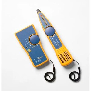 Kit de sonda y tóner IntelliTone ™ Pro 200 MT-8200-60-KIT de Fluke Networks