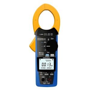Comprobador de potencia con pinzas Hioki 3286-01 Con Bluetooth