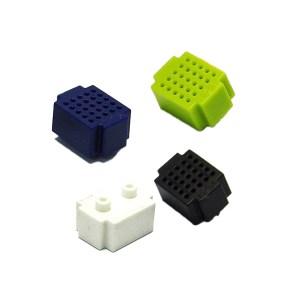 Mini Protoboard Universal 25 Puntos