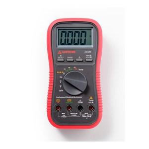 Multímetro digital industrial de verdadero valor eficaz Amprobe AM-250