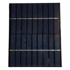 Panel Solar De 300mA 9V 2.7W