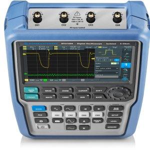 Osciloscopio Digital 60MHZ R&S RTH1004