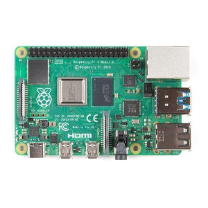 Raspberry Pi 4 Quad Core 64 Bit 1Gb