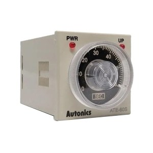 Temporizador Análogo 0~60seg Con Retardo Ondelay Autonics ATE60S
