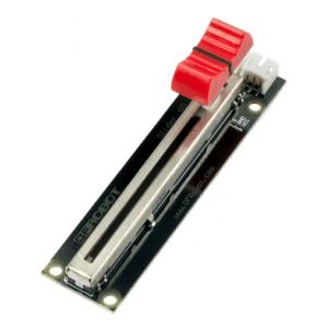 Sensor análogo de posición deslizable