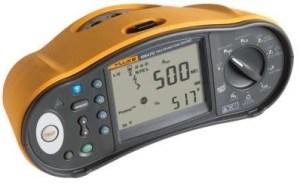 Medidor De Aislamiento Fluke 1664 FC