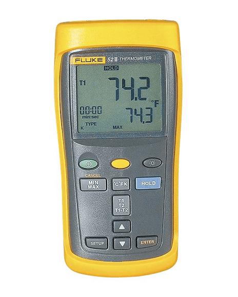 Termómetro De Contacto Fluke 50 Serie II
