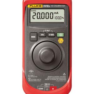 Calibrador De Procesos Fluke F707EX