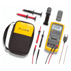 Kit De Electricidad Industrial Fluke F87-5/E2KIT
